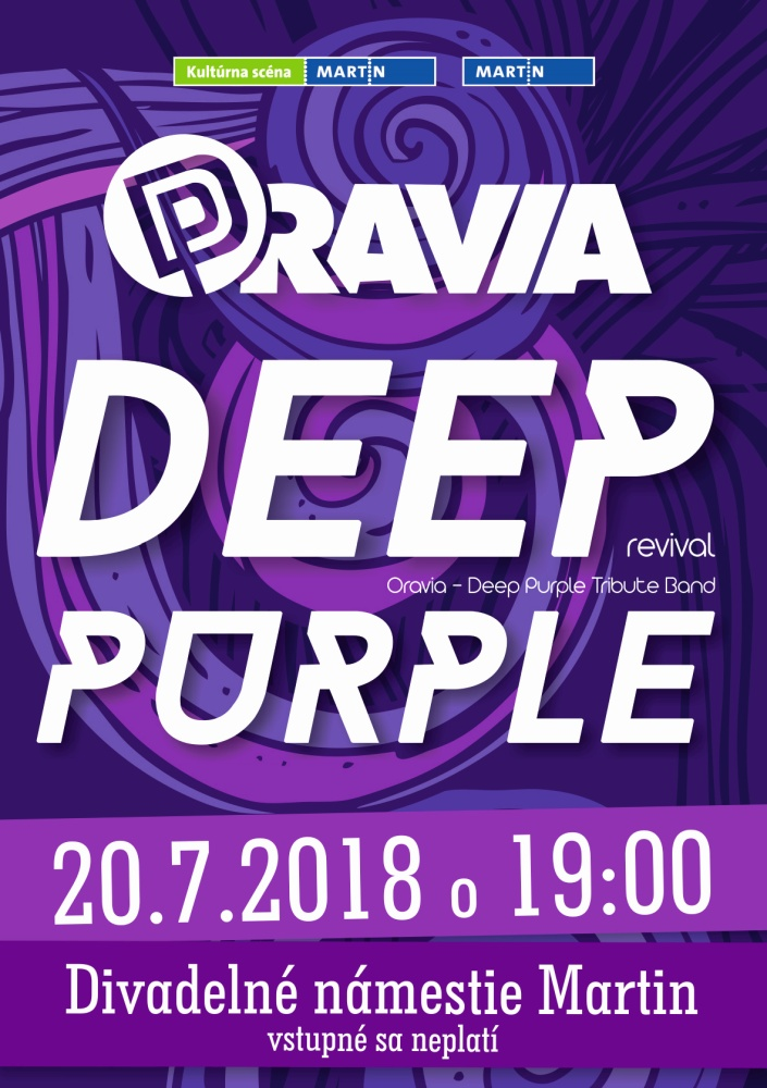 DEEP PURPLE REVIVAL
